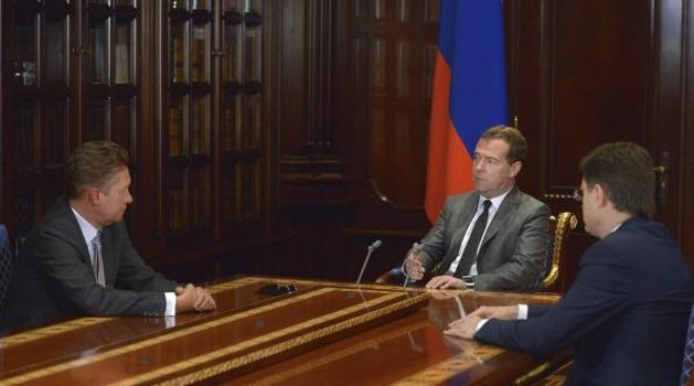 Russia, Ukraine draw closer to reaching deal on gas