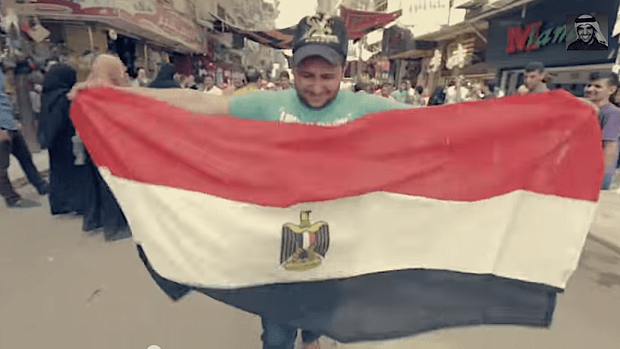 Egypt Changes its Tune