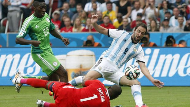 Messi shines again and Shaqiri joins the fun