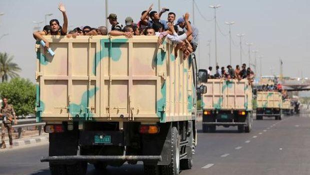 Iraq insurgent advance slows, US sends carrier to Gulf