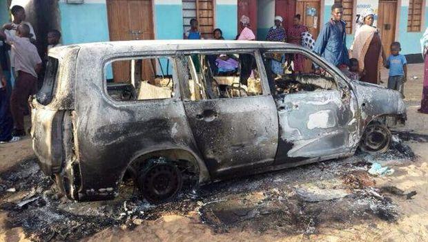 Gunmen kill at least 48 in attack on Kenyan coast