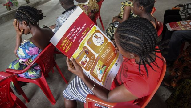 West African nations should be prepared for Ebola—WHO expert