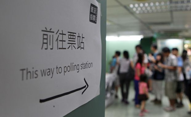 Hong Kong wraps up unofficial democracy poll in defiance of Beijing