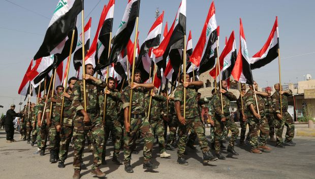 Iraq militants take border post with Syria