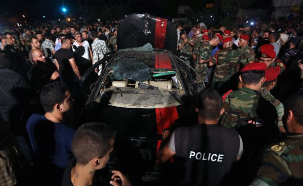 ISIS fears in Lebanon on the rise