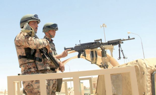 Jordan's borders with Iraq secure despite ISIS advance—senior official