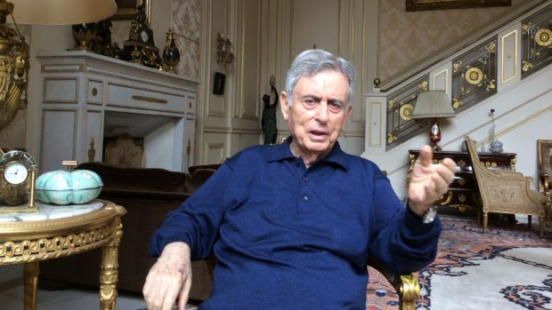 Abdul Halim Khaddam: Those who vote for Bashar are acting out of fear