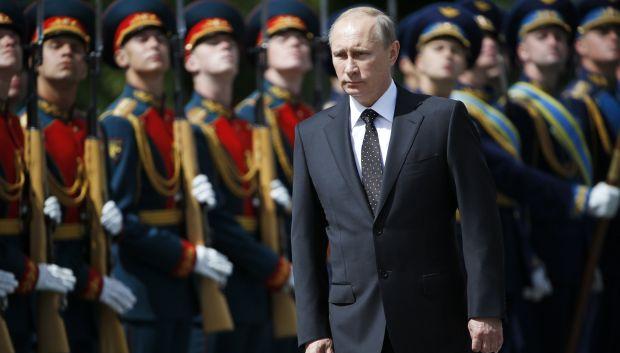 Russia's Putin calls for compromise in Ukraine