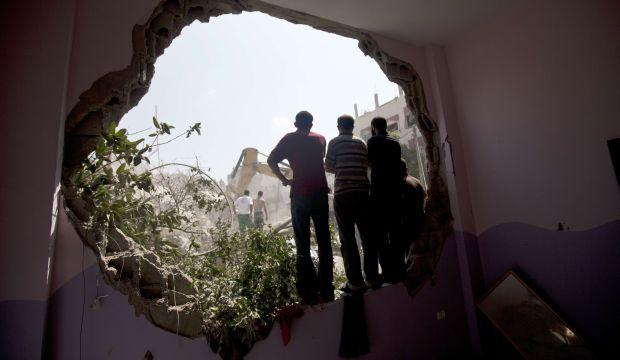 Israel kills militants entering from Gaza as death toll tops 500