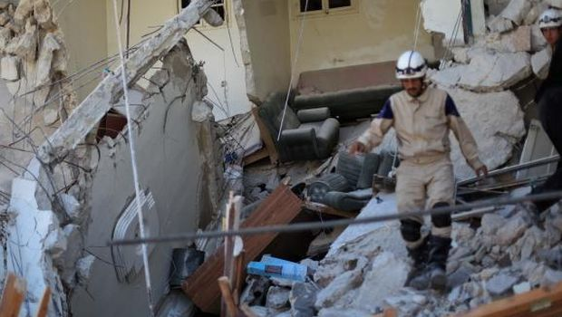 Syrian opposition warns of fall of Aleppo