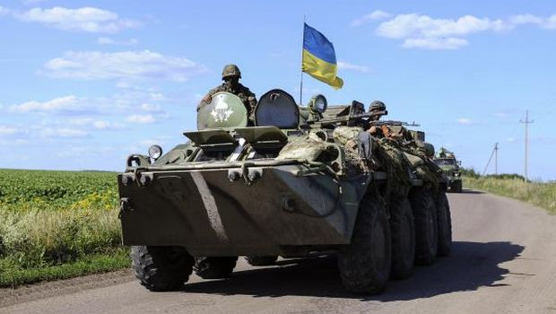 Ukraine hails capture of rebel stronghold as turning point in conflict