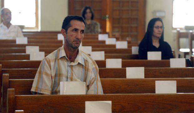 Mosul's Christian refugees pledge never to return
