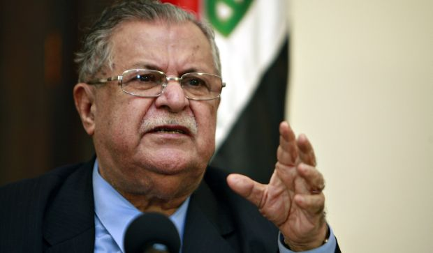 Talabani to return to Iraq as Kurds try to nominate successor