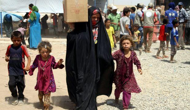 Erbil: From Tourist Playground to Refugee Haven