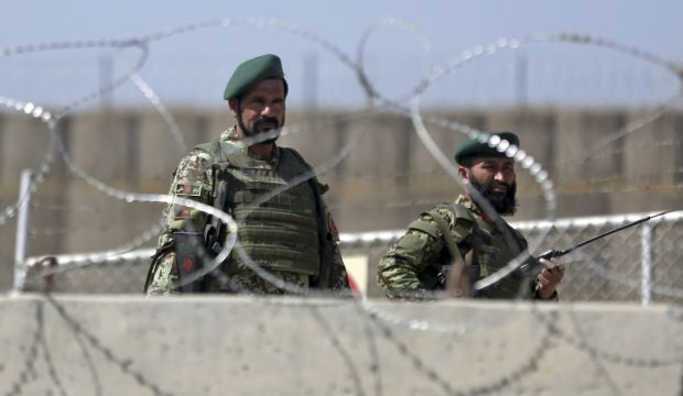 Attack at Afghan base kills US soldier, wounds 15