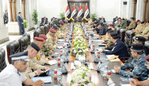 International leaders congratulate Abadi as Maliki stands firm