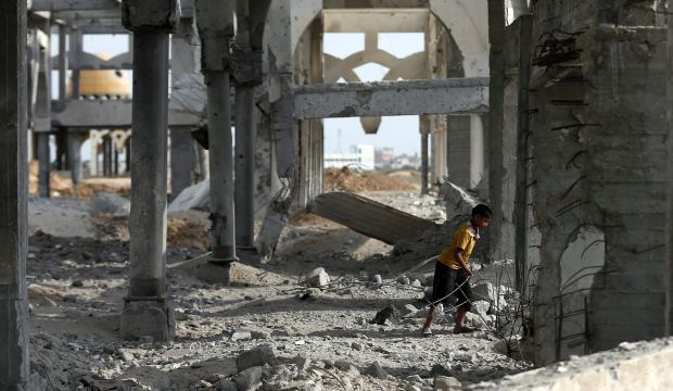 Sides in Gaza talks dig in as cease-fire end looms