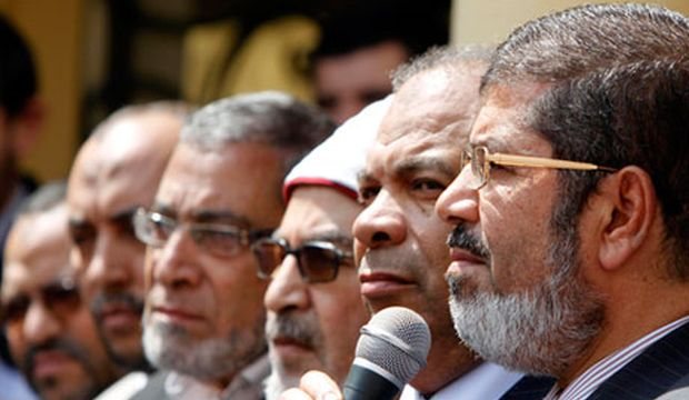 Egyptian court dissolves Muslim Brotherhood's political party