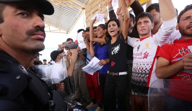 ISIS advance takes Iraqi Kurds by surprise