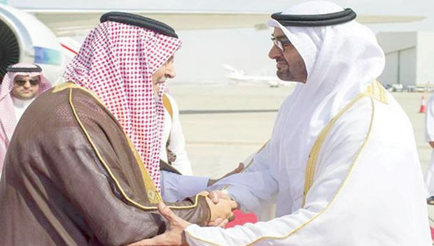 """Saudi delegation concludes """"last-minute diplomacy"""" tour in Abu Dhabi"""