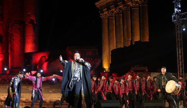 Syria militants threaten line-up at Baalbek festival