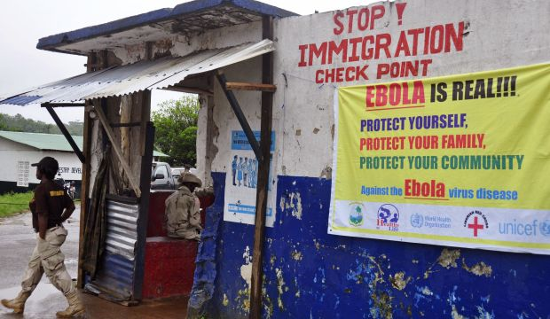 WHO declares Ebola epidemic an international health emergency