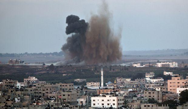 Gaza conflict intensifies as Israel resumes airstrikes