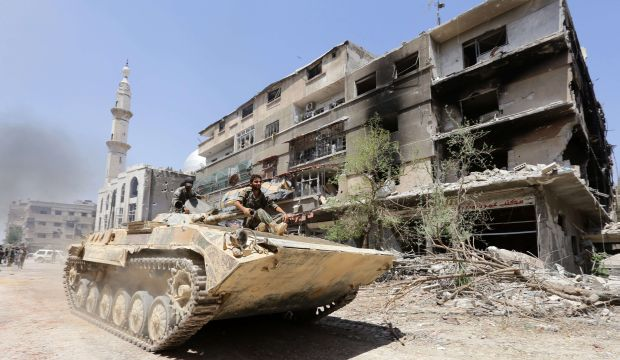 UN: death toll from Syrian conflict tops 191,000
