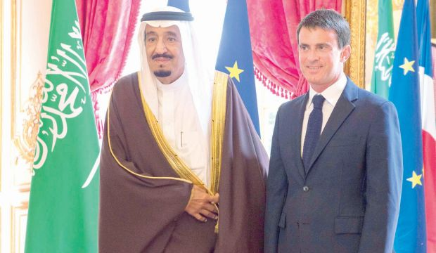 Saudi Crown Prince calls for French investment