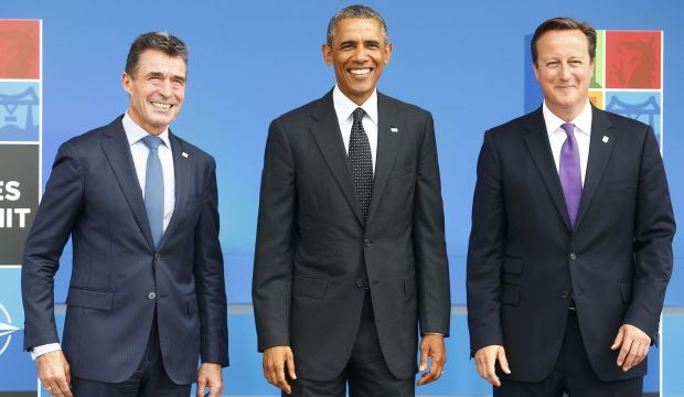 Obama and Cameron pledge to combat ISIS
