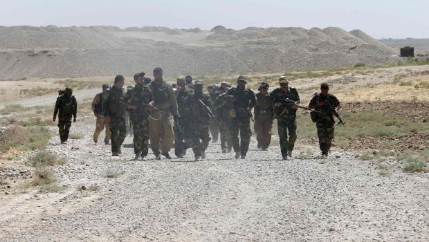 Kurdish Peshmerga will never pull out of disputed areas: ministry
