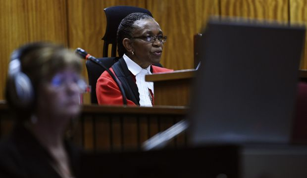 South African judge clears Pistorius of murder