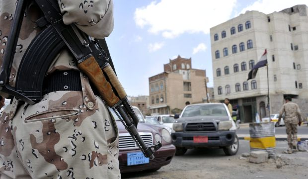 Yemen's Houthis advancing close to Saudi border: source