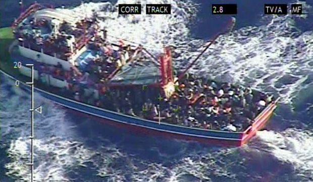 Effort underway to save boat stranded off Cyprus