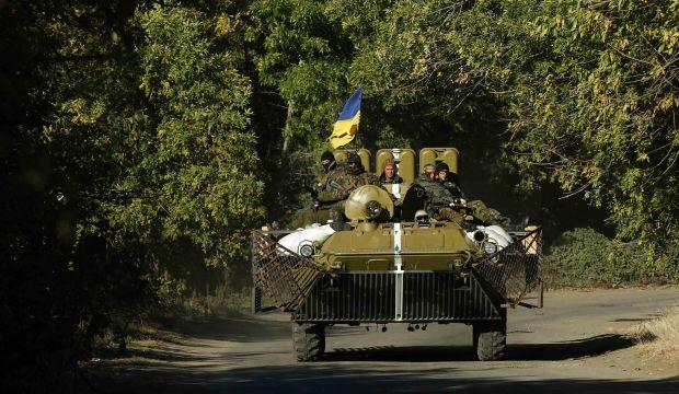 Buffer zone agreed on in Ukrainian peace talks