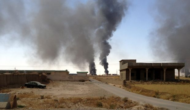 ISIS black market oil operation booming: officials