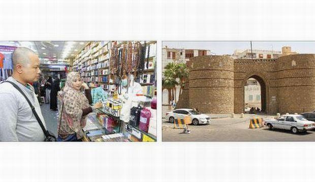 Jeddah: Way station for pilgrims and souvenir hunters