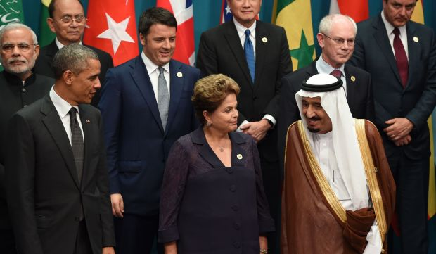 Prince Salman at G20: No global economic growth, stability without solving regional problems
