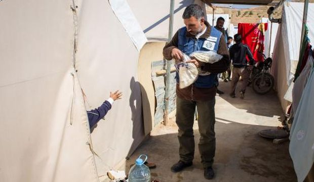Arsal's Syrian refugees suffer amid floods and snow