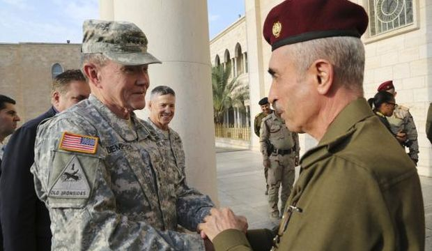 Top US general in Iraq to assess anti-ISIS campaign