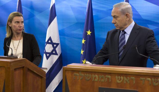 Jerusalem unrest underscores need for peace talks: EU's Mogherini