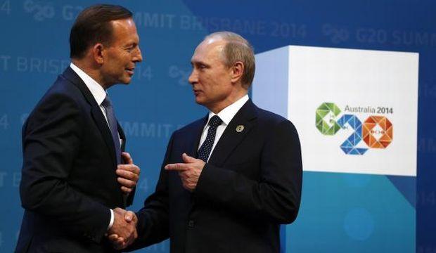 Russian president denies he fled summit pressure
