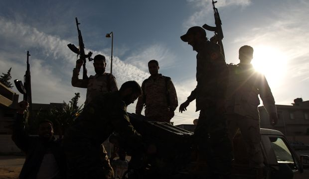 Five killed as Libyan forces and Islamist fighters clash in Benghazi