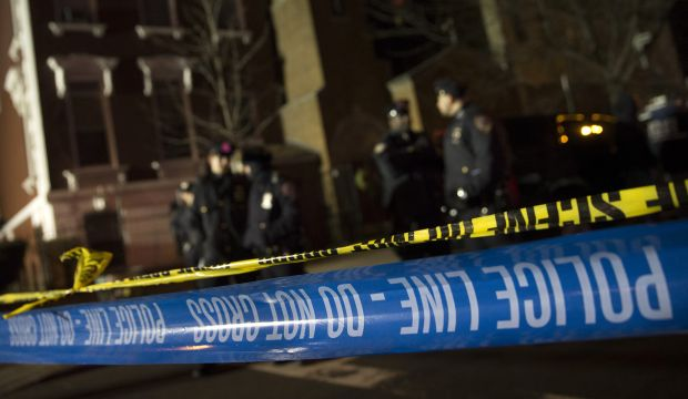 Gunman kills two New York police officers in possible revenge attack