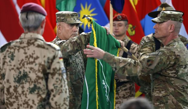 US, NATO mark end of mission to Afghanistan