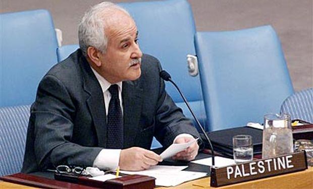 Palestine draft resolution to be proposed on Wednesday: UN envoy