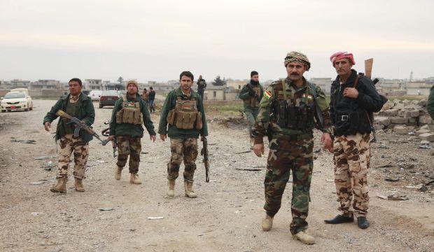 Iraqi Kurds liberate besieged Sinjar mountain, freeing hundreds