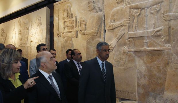 Iraq says to track down antiquities after ISIS museum rampage