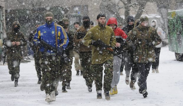 Ukrainian army reports gains in eastern Ukraine