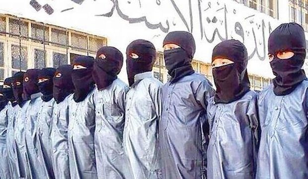 ISIS's Child Recruitment Overdrive